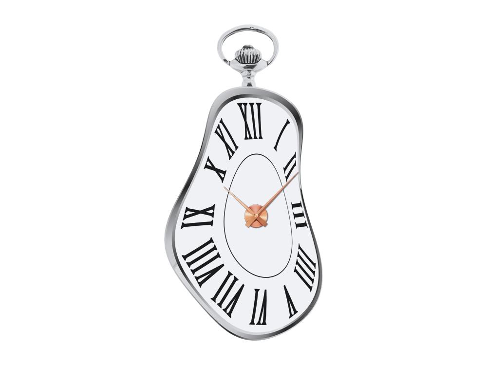 Wandticker Uhr Wanduhr inkl Uhrwerk für Wohnzimmer