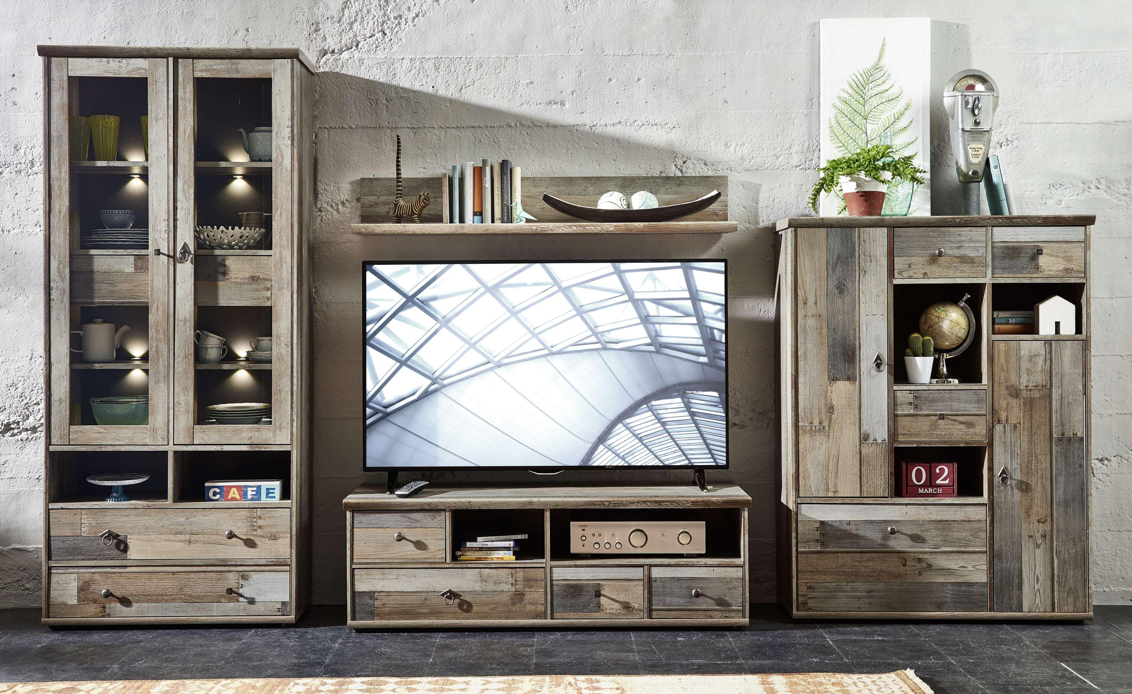 Wohnzimmer Vintage Konzept