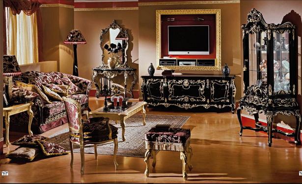 Wohnzimmer barock