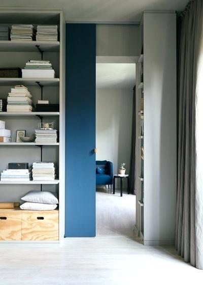 Wohnzimmer Blau Wohnzimmer Blau Wei Grau Interieur Und