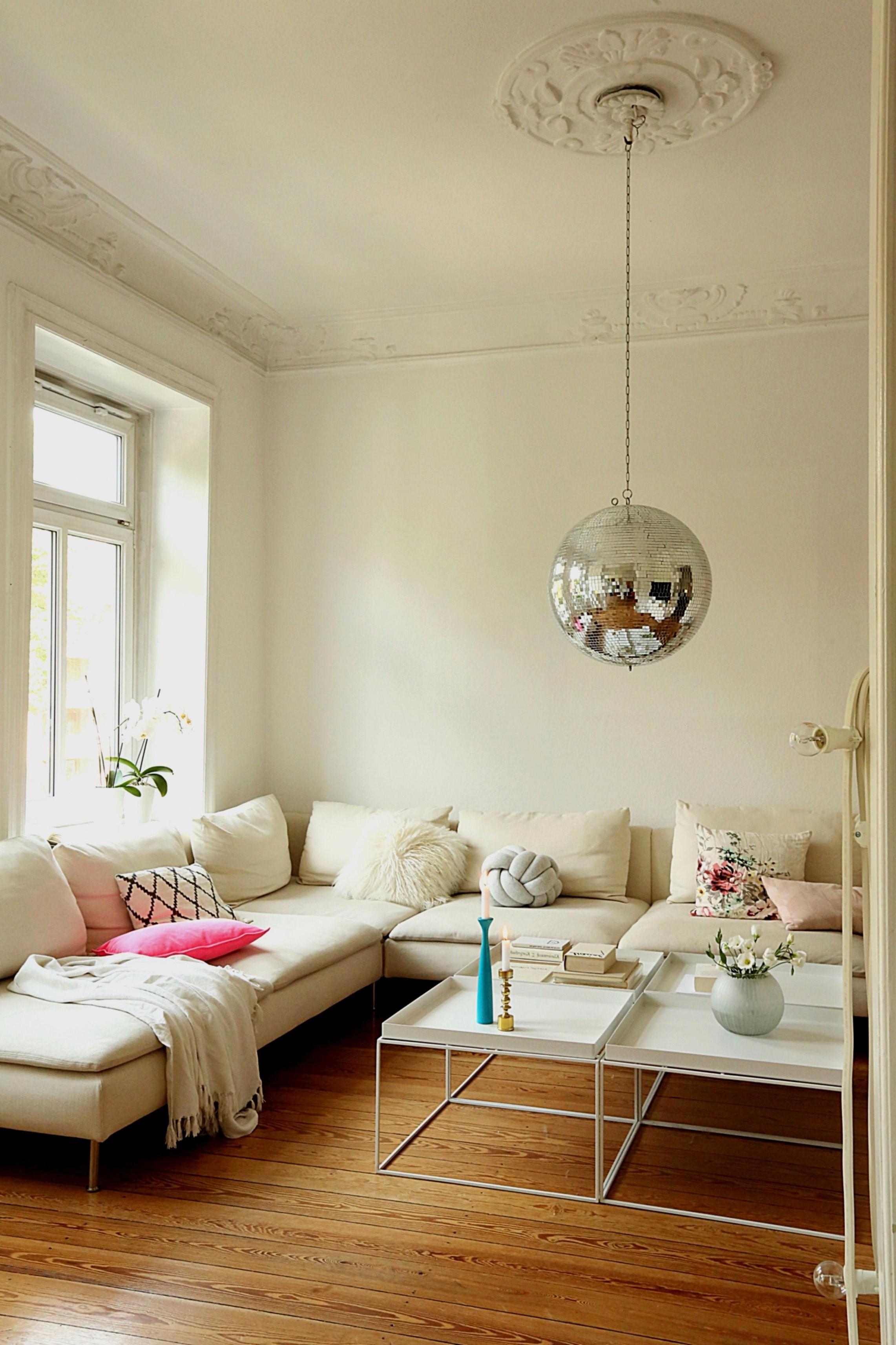 Wohnzimmer Deko Grau Blau