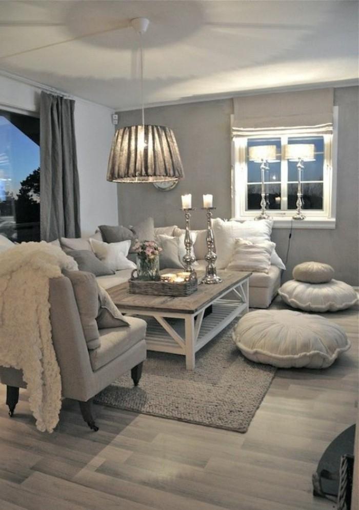 Wohnzimmer Deko Grau Fur Design Ideen For Designs