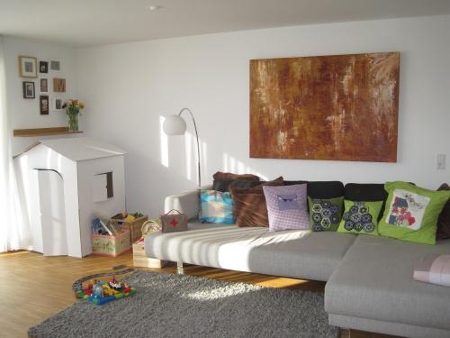 Wohnzimmer Deko Teppiche zum Niederknien