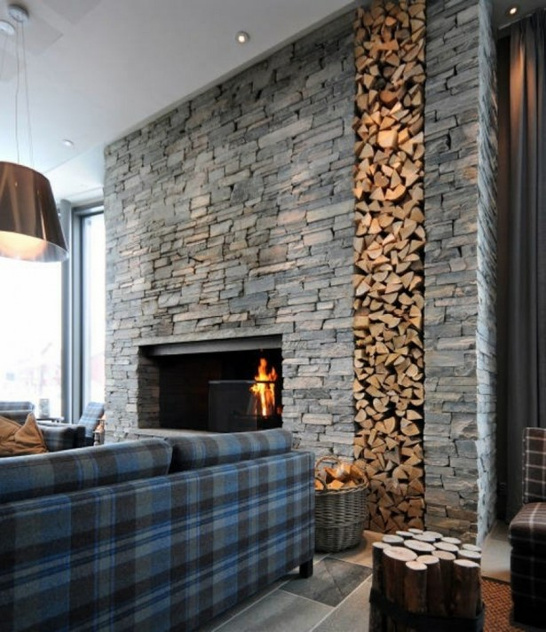 Deko Wand Wohnzimmer Konzept