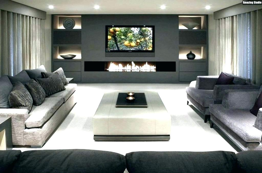Wohnzimmer Design Grau Rosa