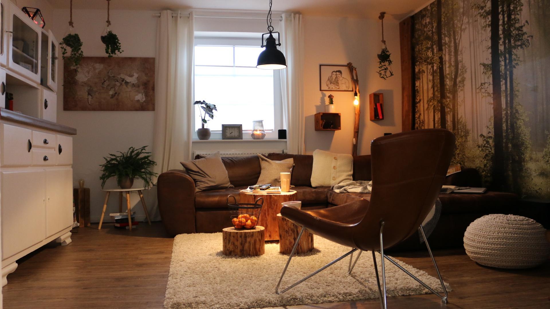 Wohnzimmer Einrichten Gestalten Room Makeover DIY Tipps