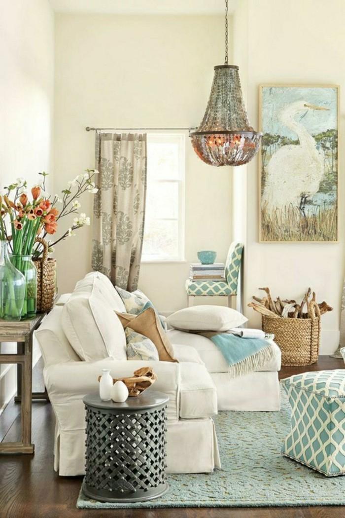 Wohnzimmer Gardinen Ideen für Ihre Wohnung Archzine