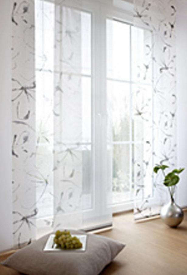 Wohnzimmer gardinen