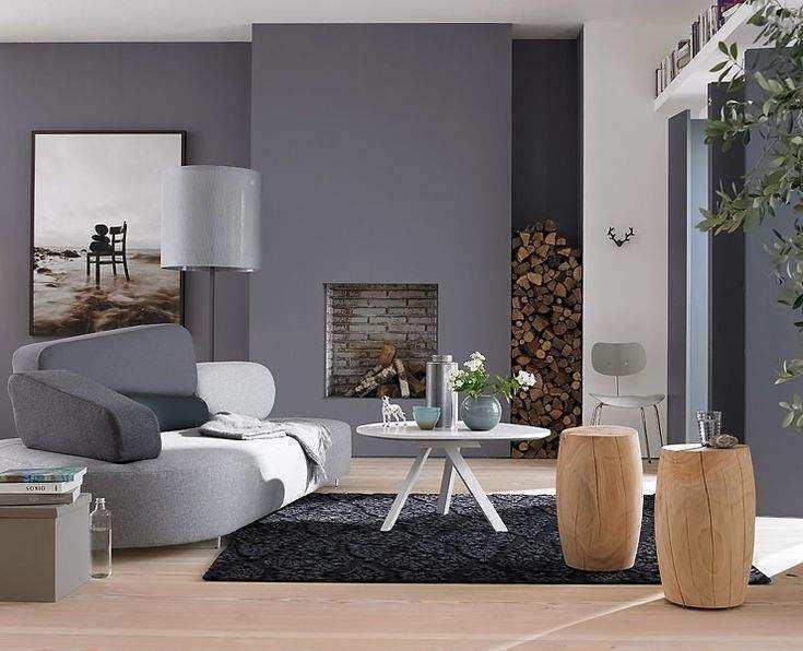 Wohnzimmer Grau Rosa WaterSoftnerGuide