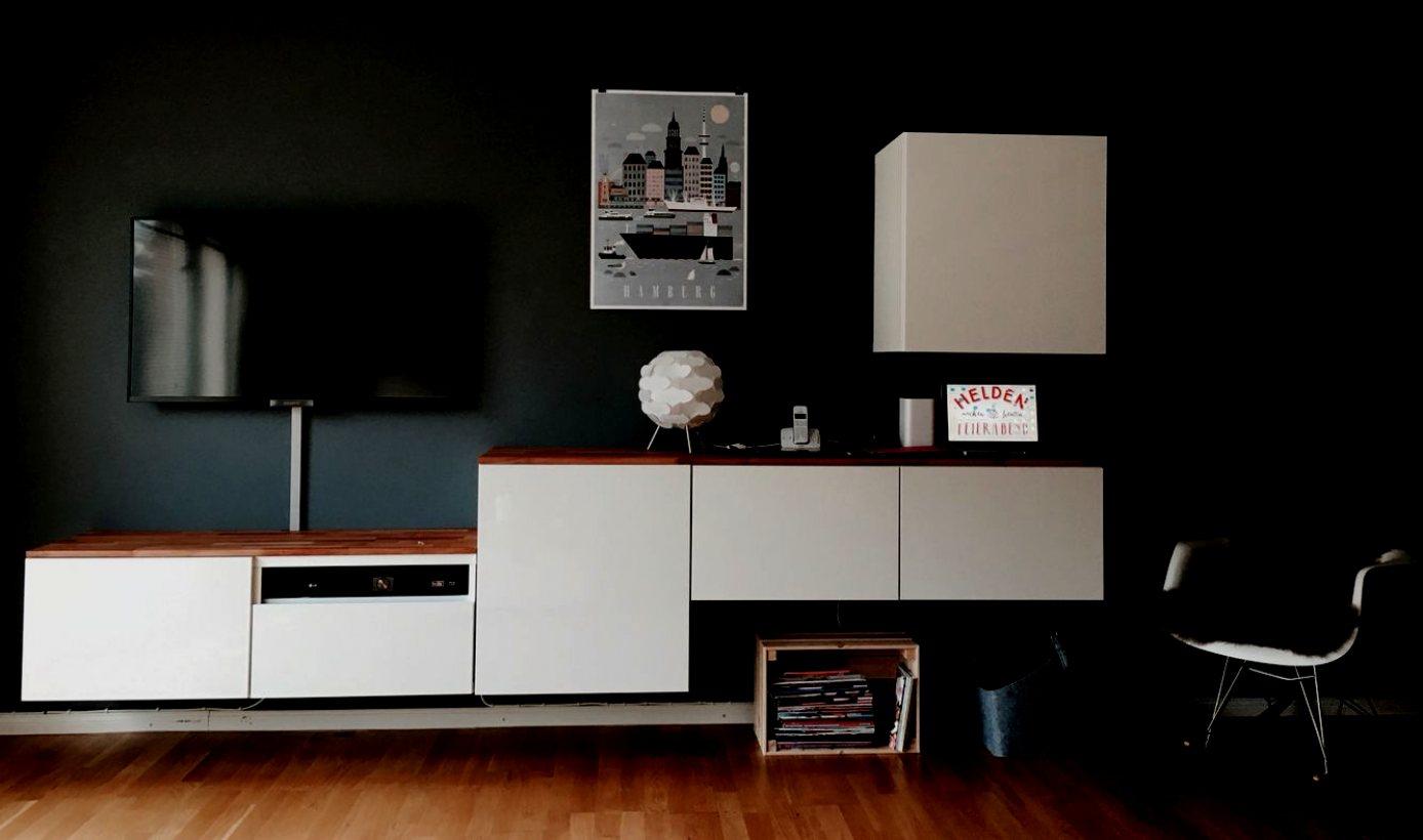 Wohnzimmer Ideen Ikea Besta Wohnwand In 2018 Dekoideen Bad