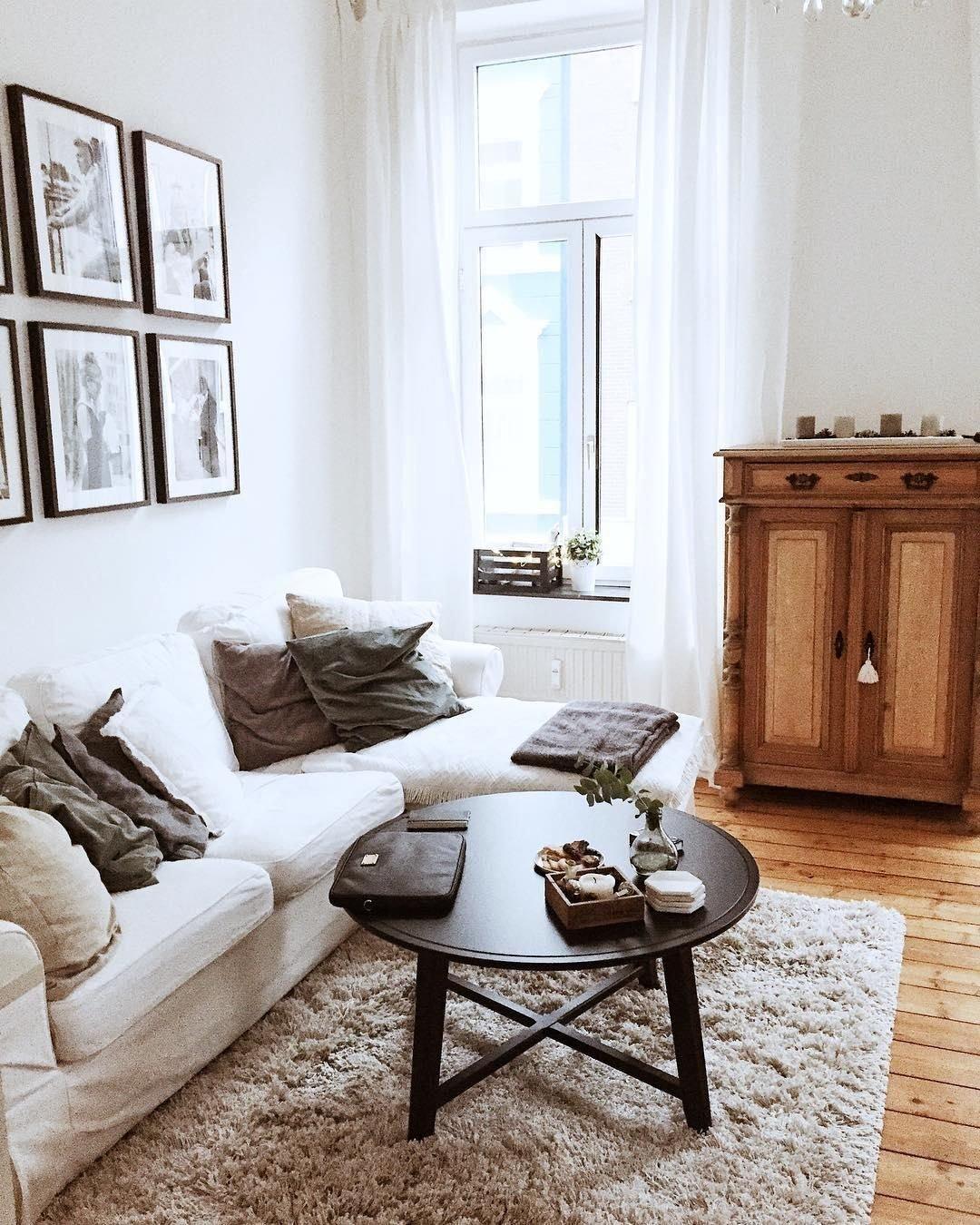 Wohnzimmer In Weiss Braun Perfekt Wonderful