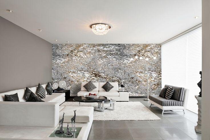 Gardinen Modern Wohnzimmer Braun Konzept