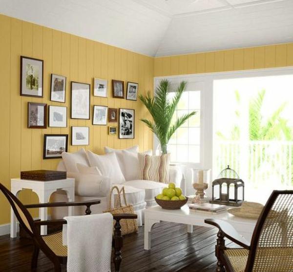Wohnzimmer Streichen 106 Inspirierende Ideen Archzine