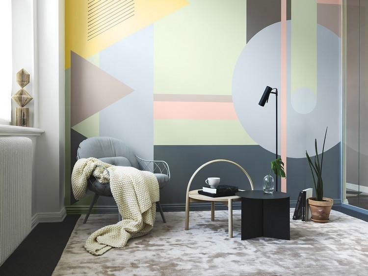 Wohnzimmer Streichen Muster Ideen 1 Jpg 600 480 Beautiful