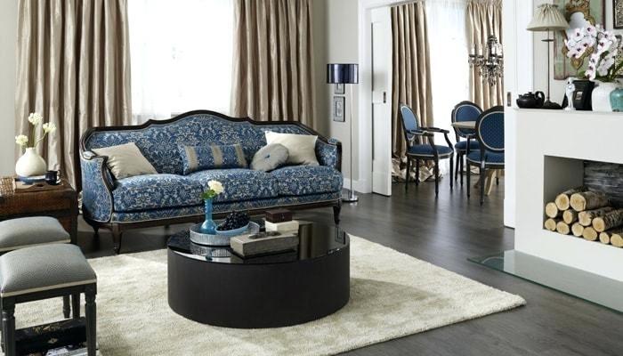 Wohnzimmer Turkis Blau Grau Braun Bilder Deko Rot Beige