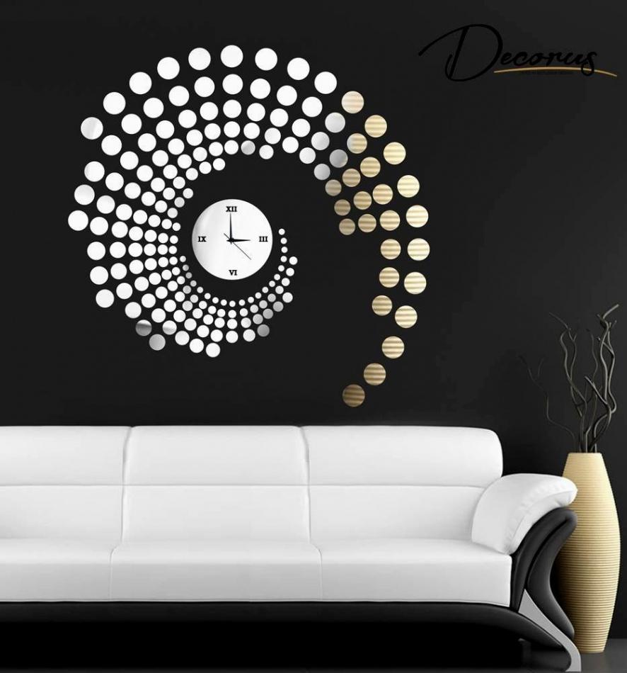 Wohnzimmer Uhren Design