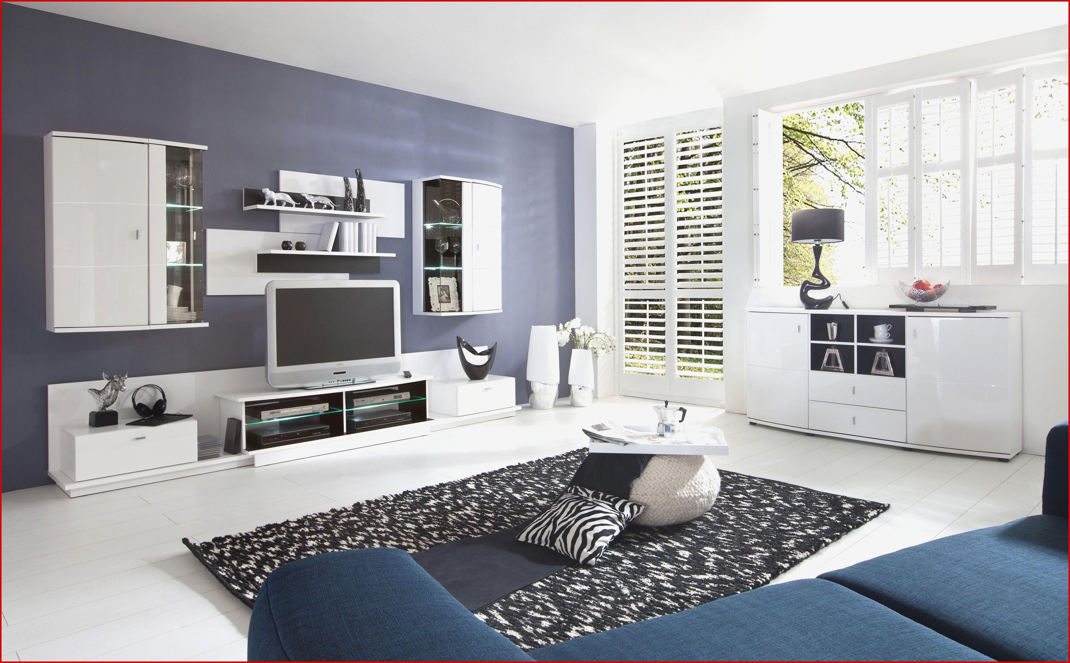 Wohnzimmer Wand Grau Interieur
