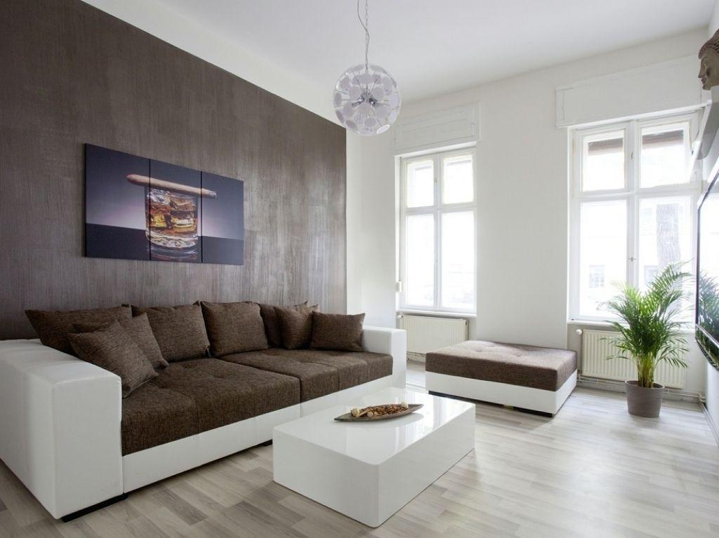 Wandfarben Wohnzimmer Modern Planen