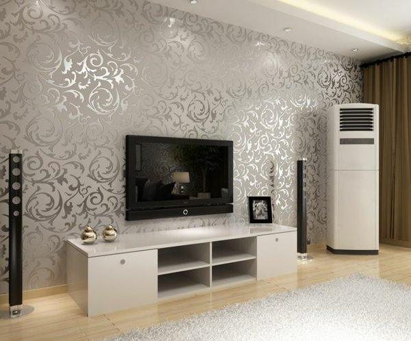 Wohnzimmer Wandgestaltung Fr Ideen Steinoptik Riemchen