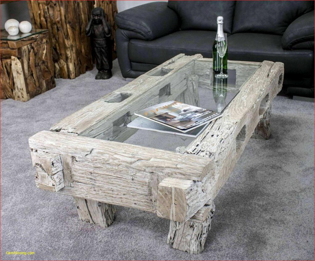 Wohnzimmer Wohnzimmertisch Holz Glas Luxus Couchtisch
