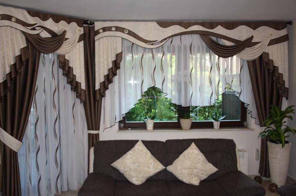 Wohnzimmergardinen 1 Gardinen Ideen