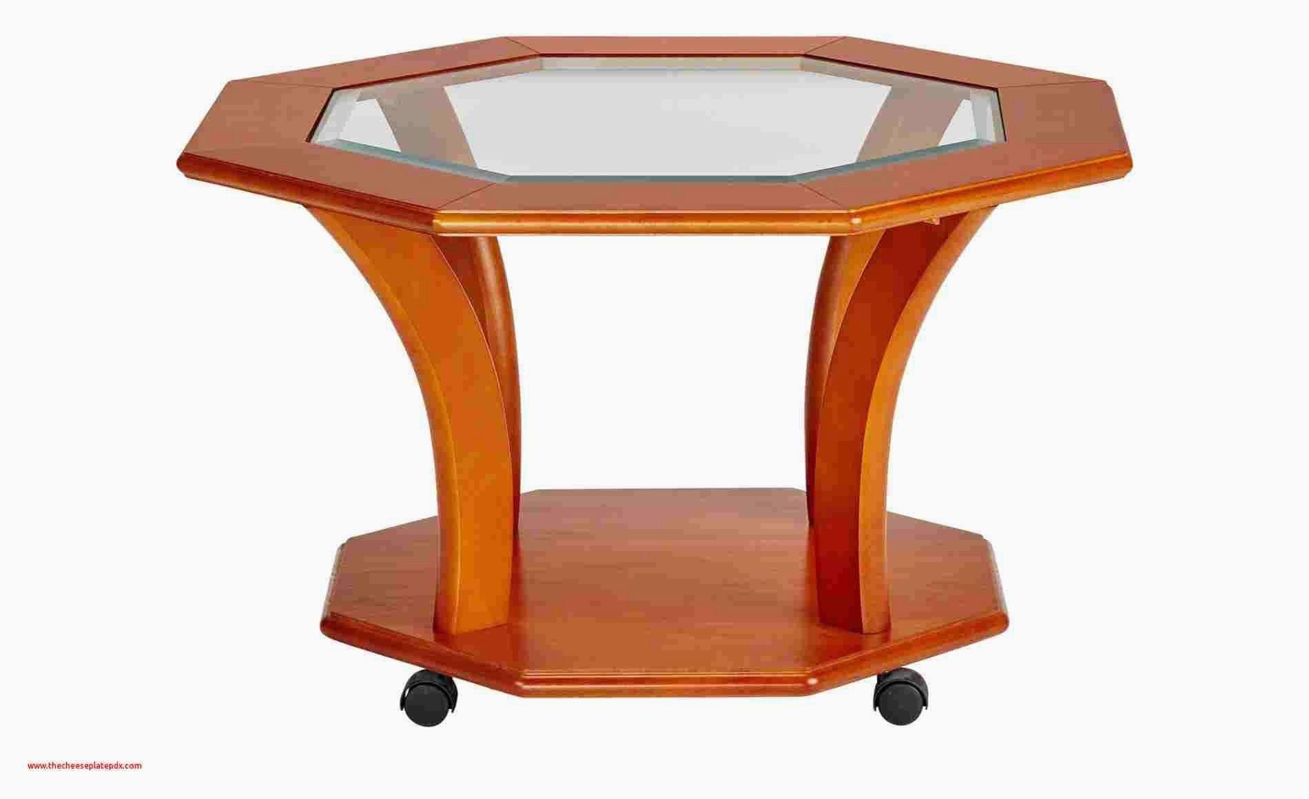 Wohnzimmertisch Holz Glas Inspirierend Vornehm Und