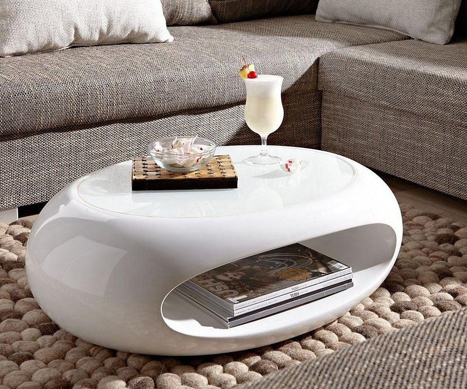 Wohnzimmertisch moderne Deko Ideen