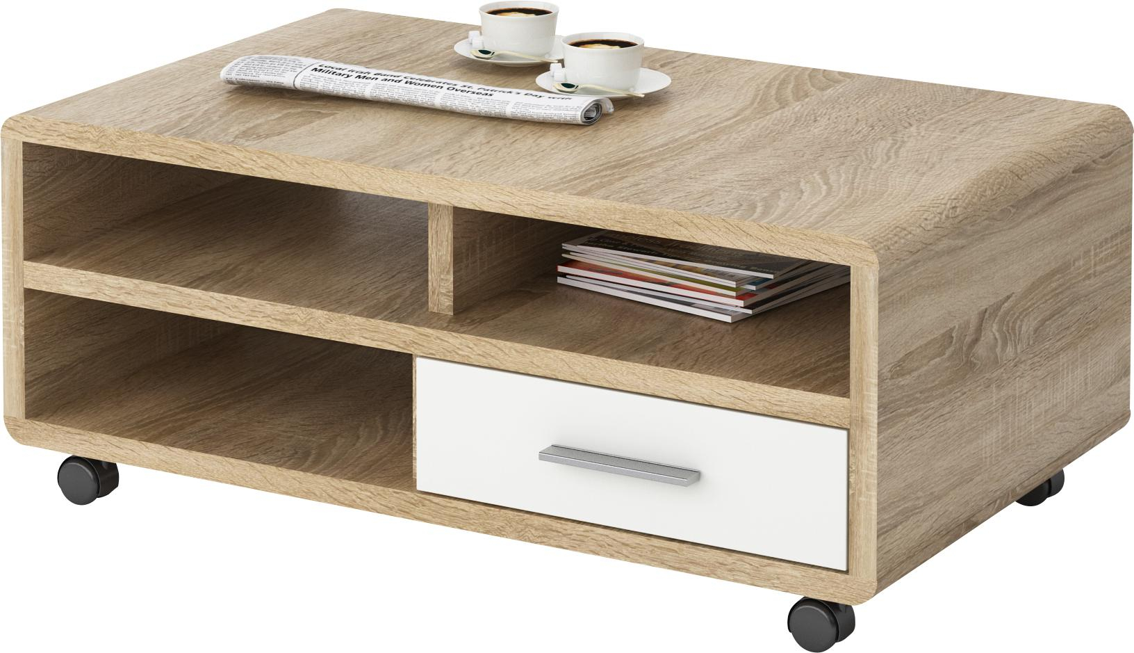 Wohnzimmertisch Sonoma Eiche Neu Kleiderschrank Ikea
